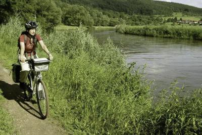 Werratal Radweg Karte.Aktiv Sport Radfahren Werratalradweg